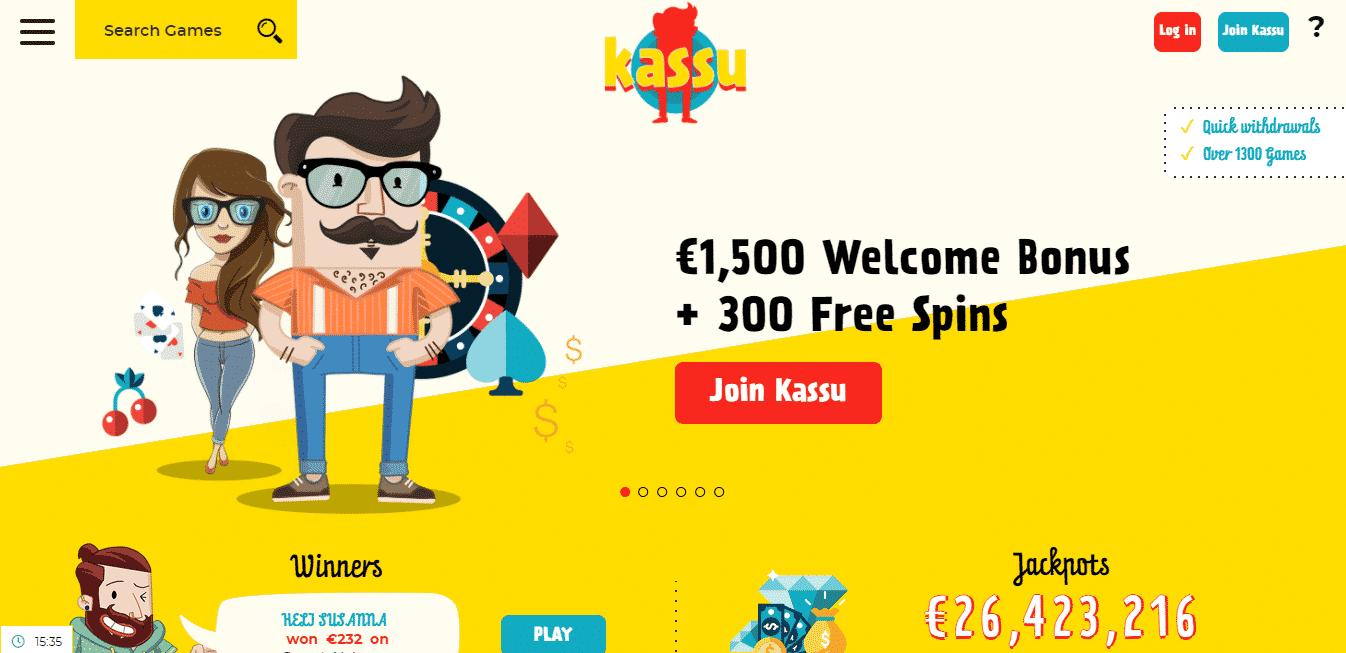 Kassu Homepage