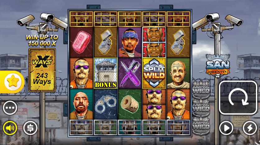 San Quentin Base Game