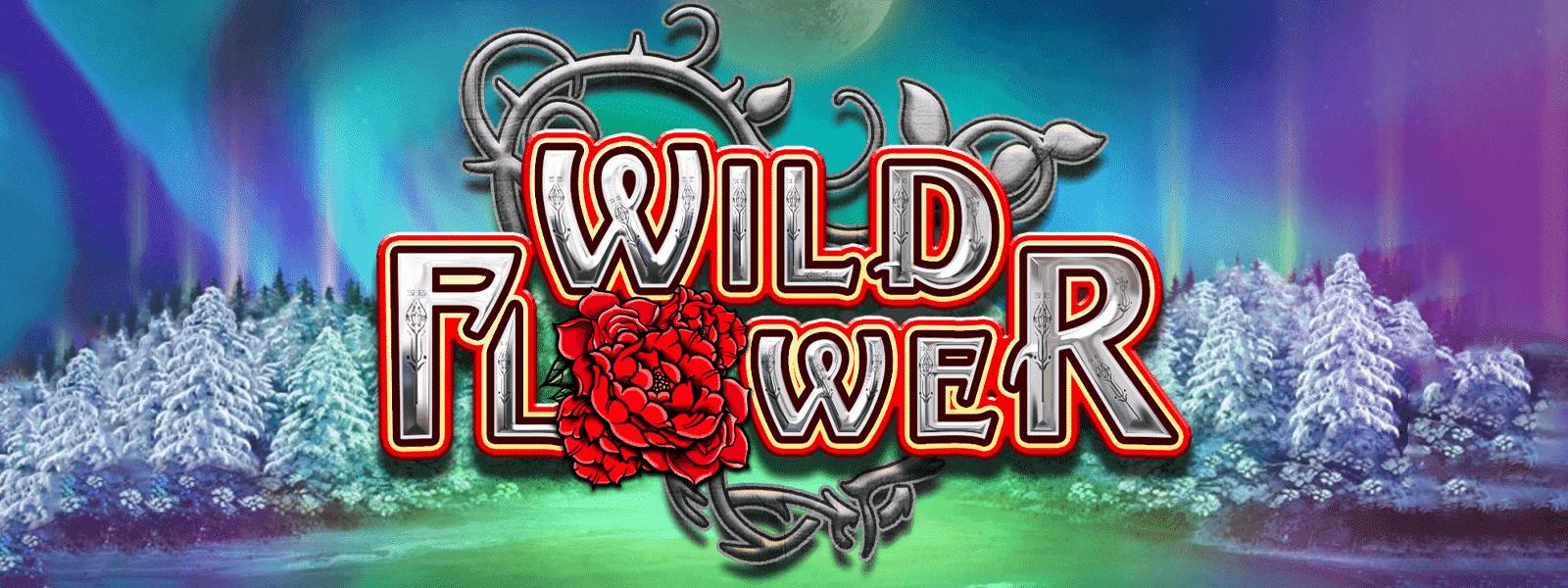 Big Time Gaming Wild Flower
