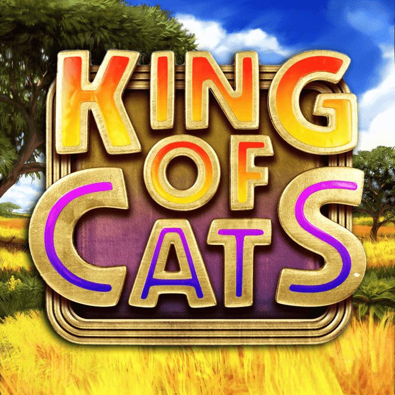 King of Cats Megaways Logo