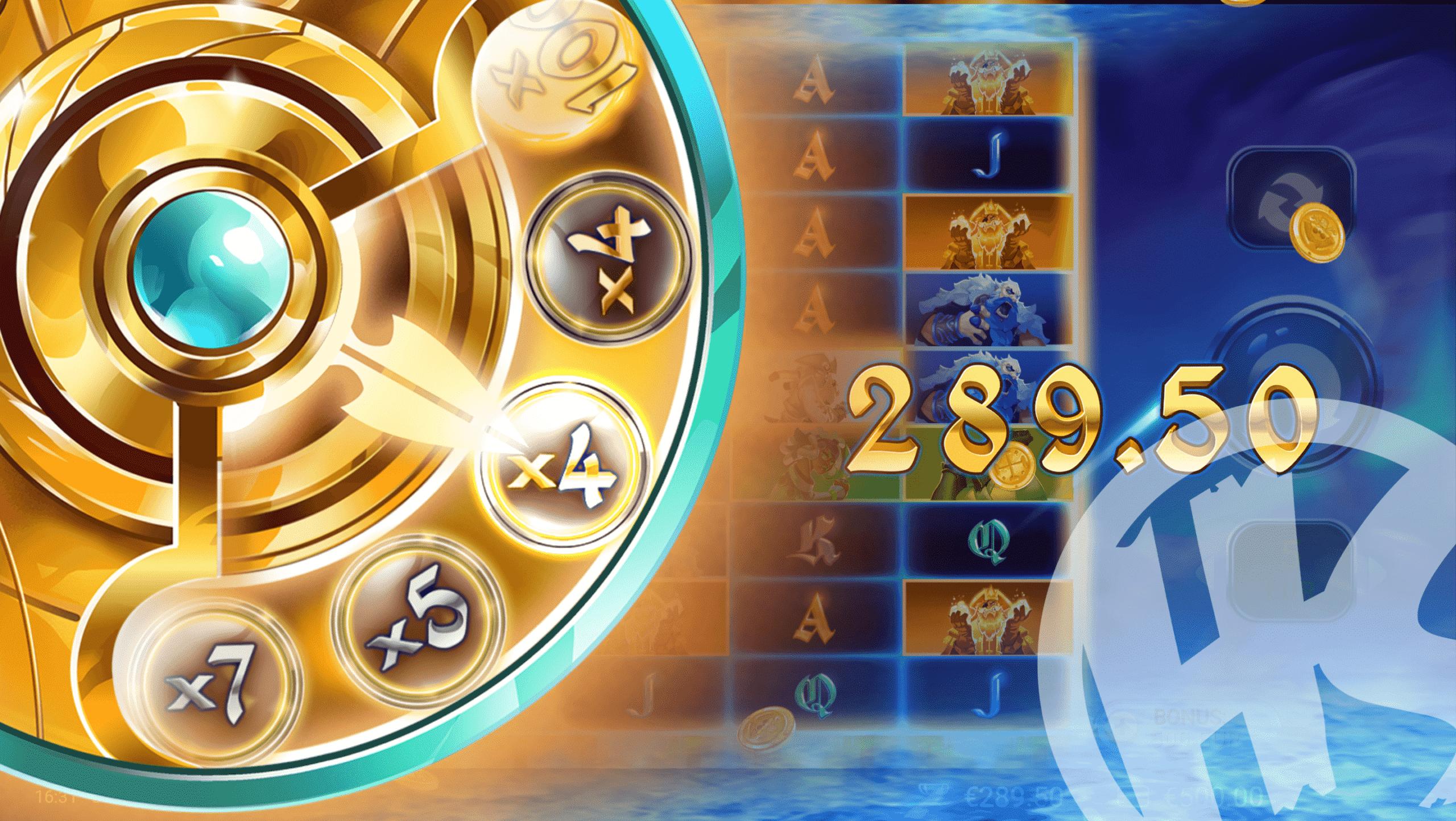 Unlock All Reels For a Multiplier