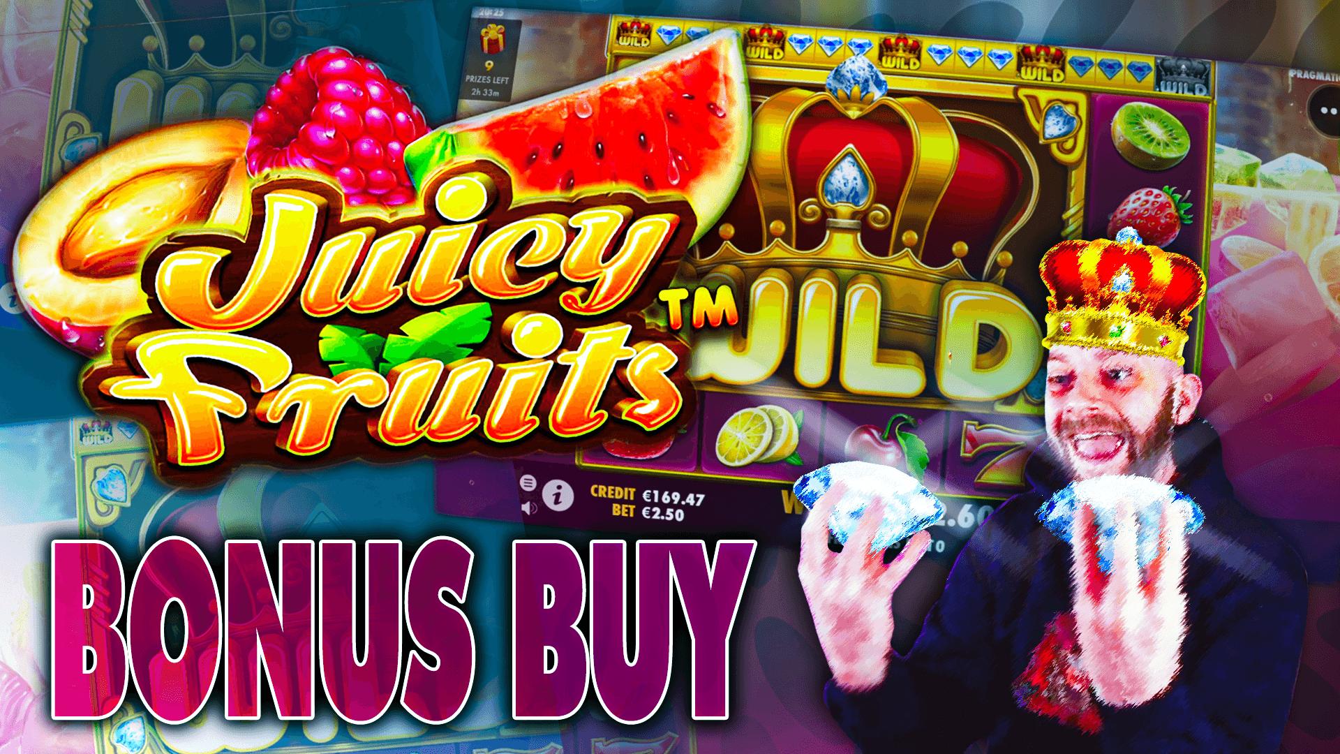 Juicy Fruits Big Win