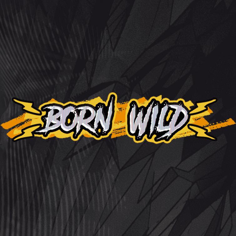 Born Wild Logo