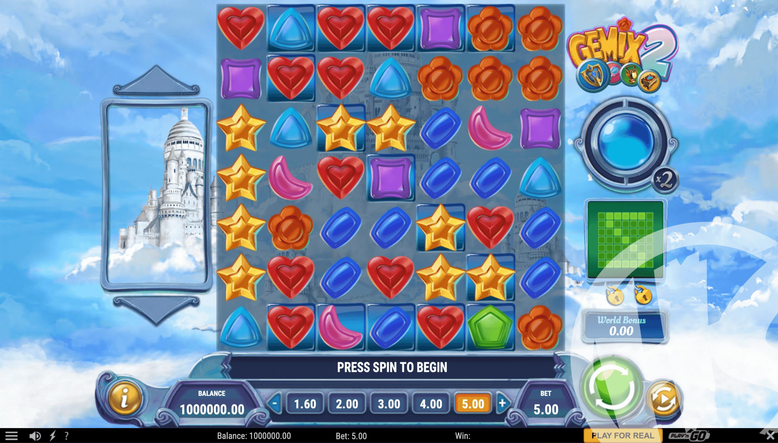 Gemix Base Game