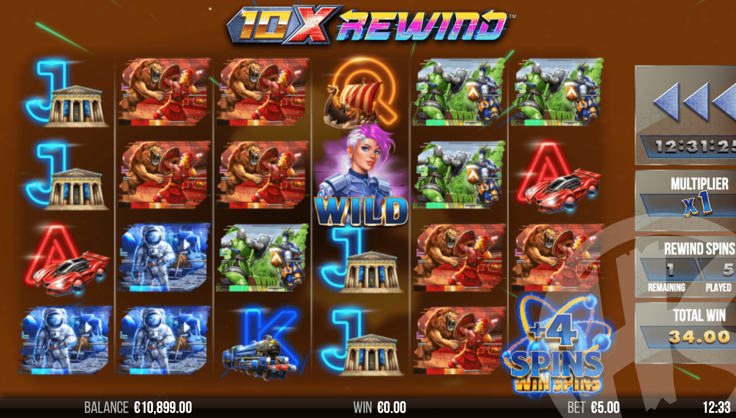Scatters During Free Spins Awards Additional Spins, Cash Prizes, or Increases the Multiplier