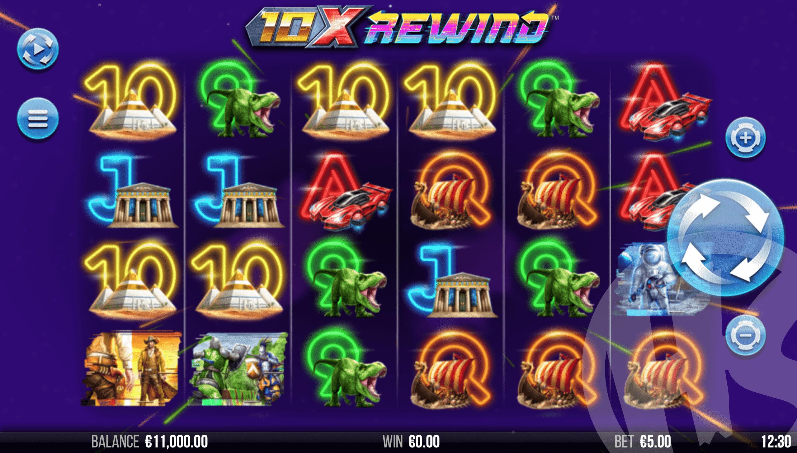 10x Rewind Base Game