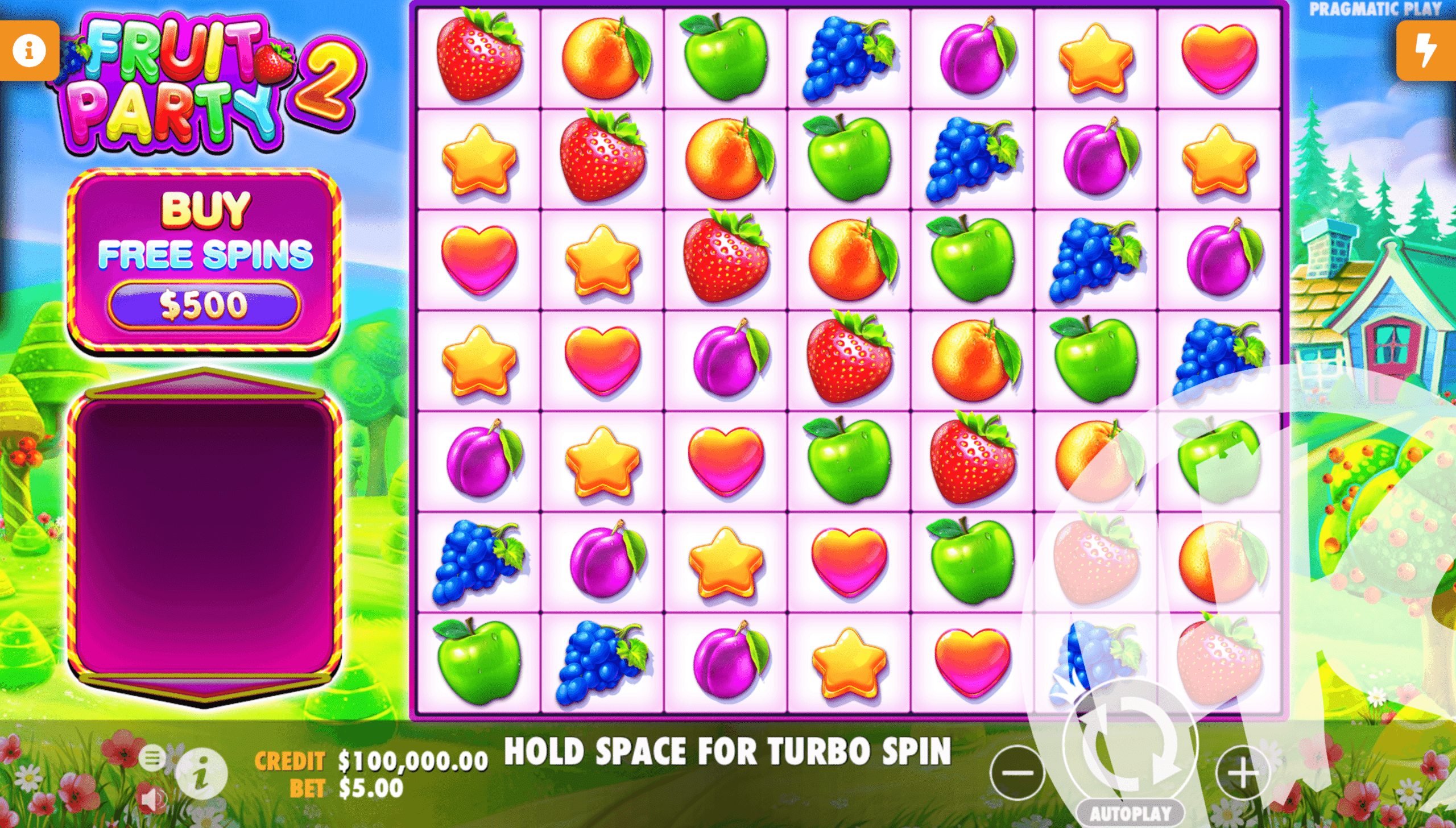 Fruit Party 2 Base Game