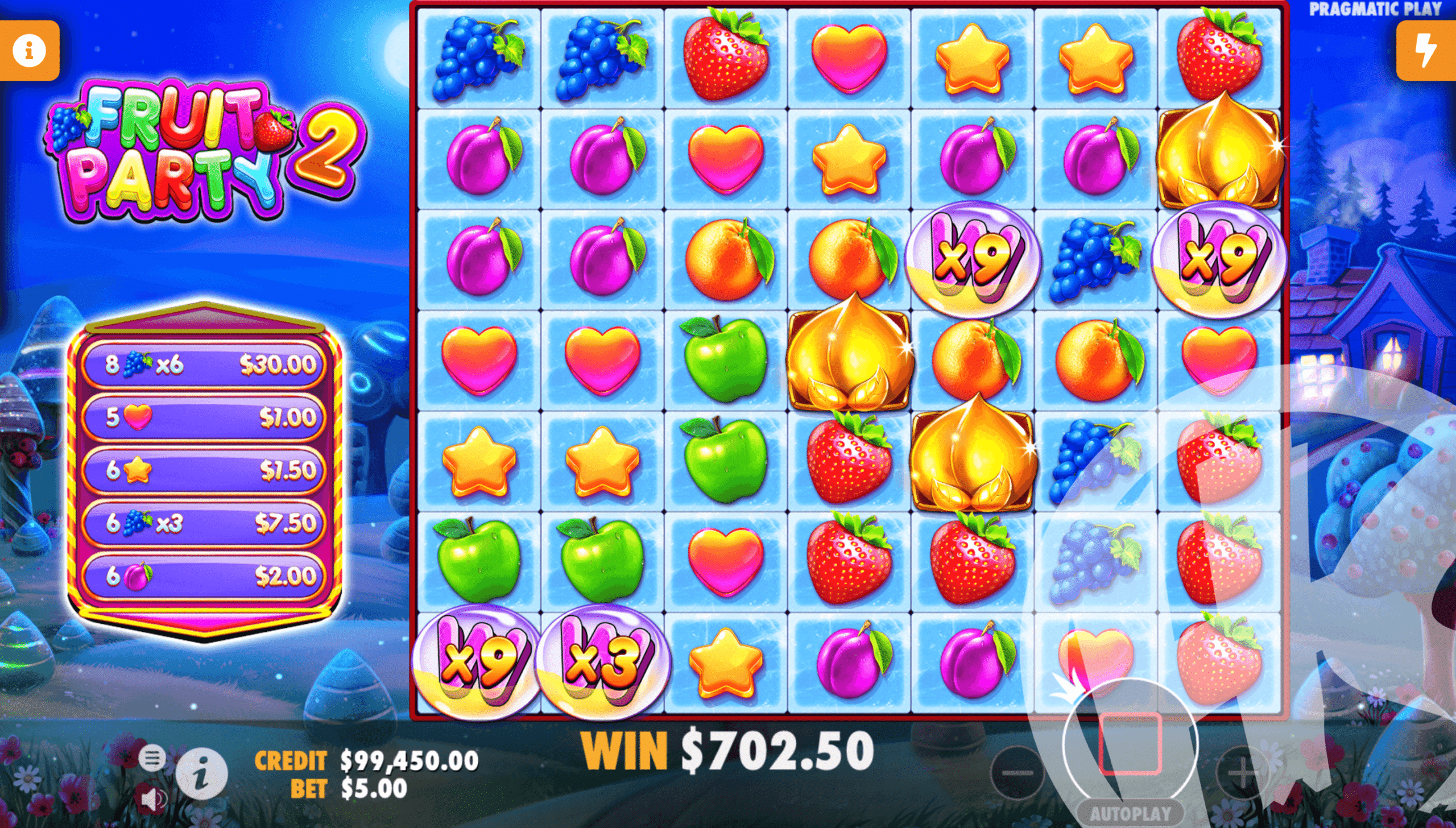 3 Scatters Retriggers Free Spins