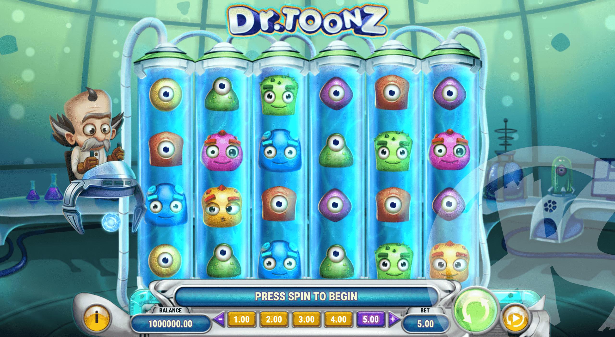 Dr. Toonz Base Game