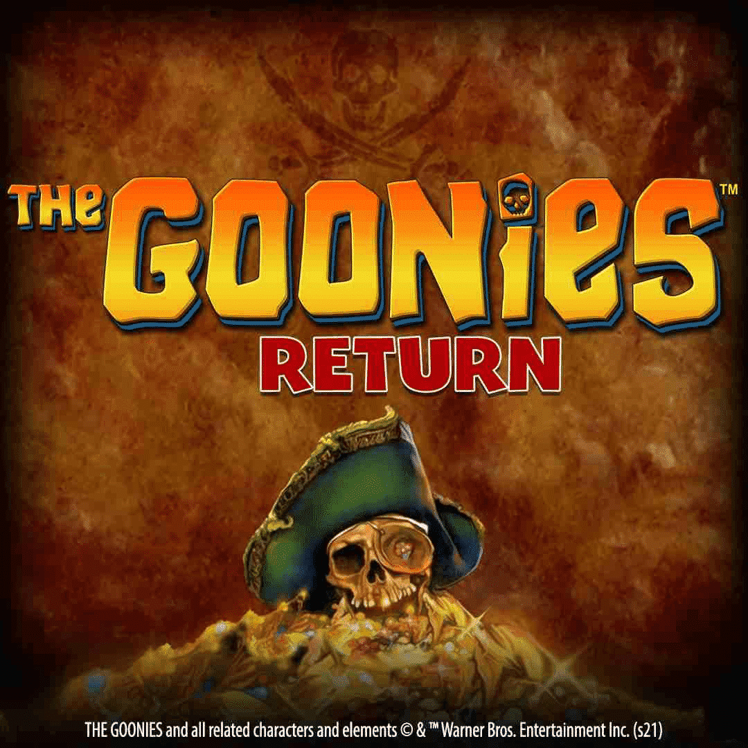 The Goonies Return Logo