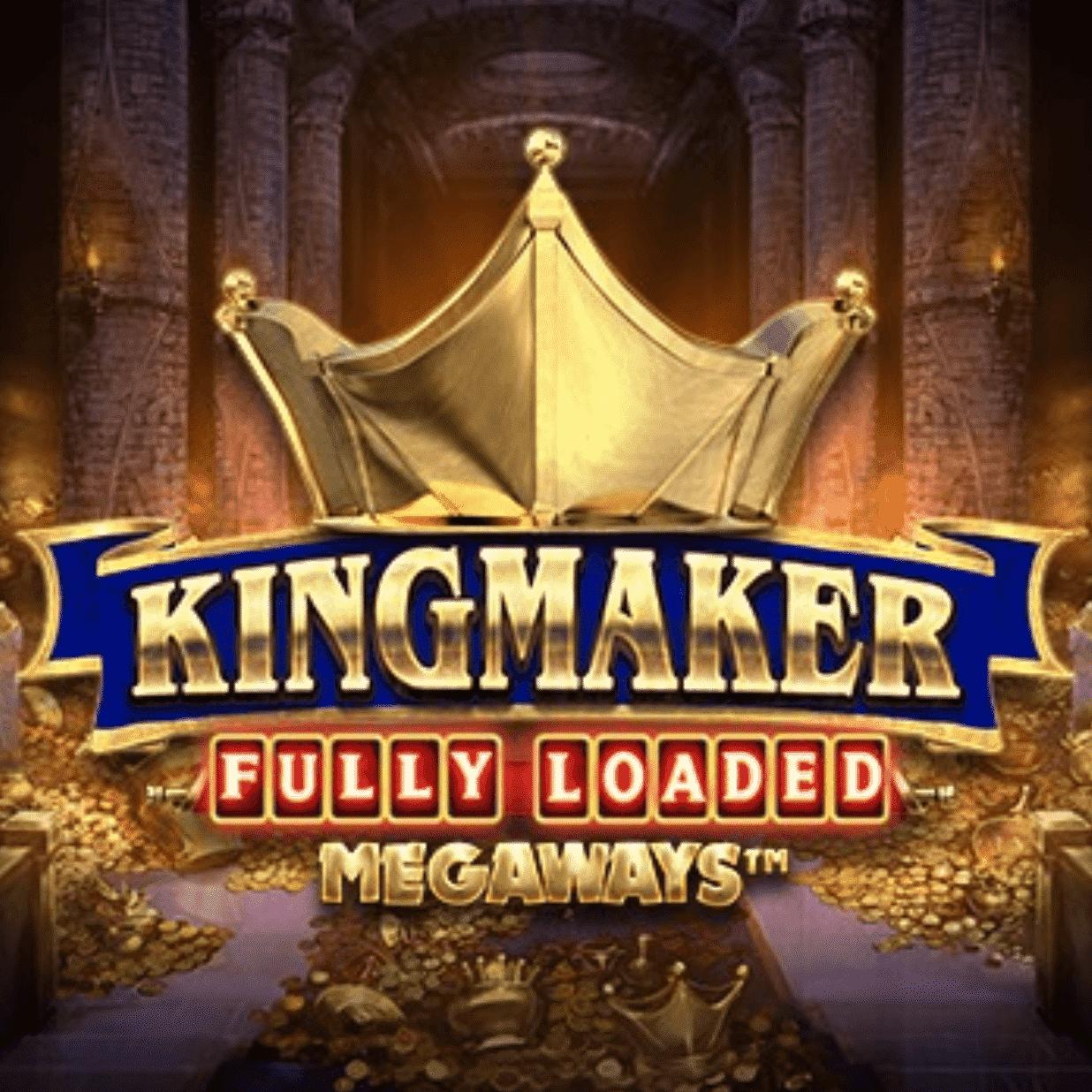 Kingmaker Megaways Fully Loaded Logo