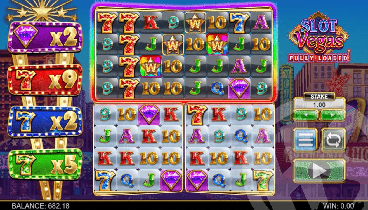 Rainbow Wild Bonus