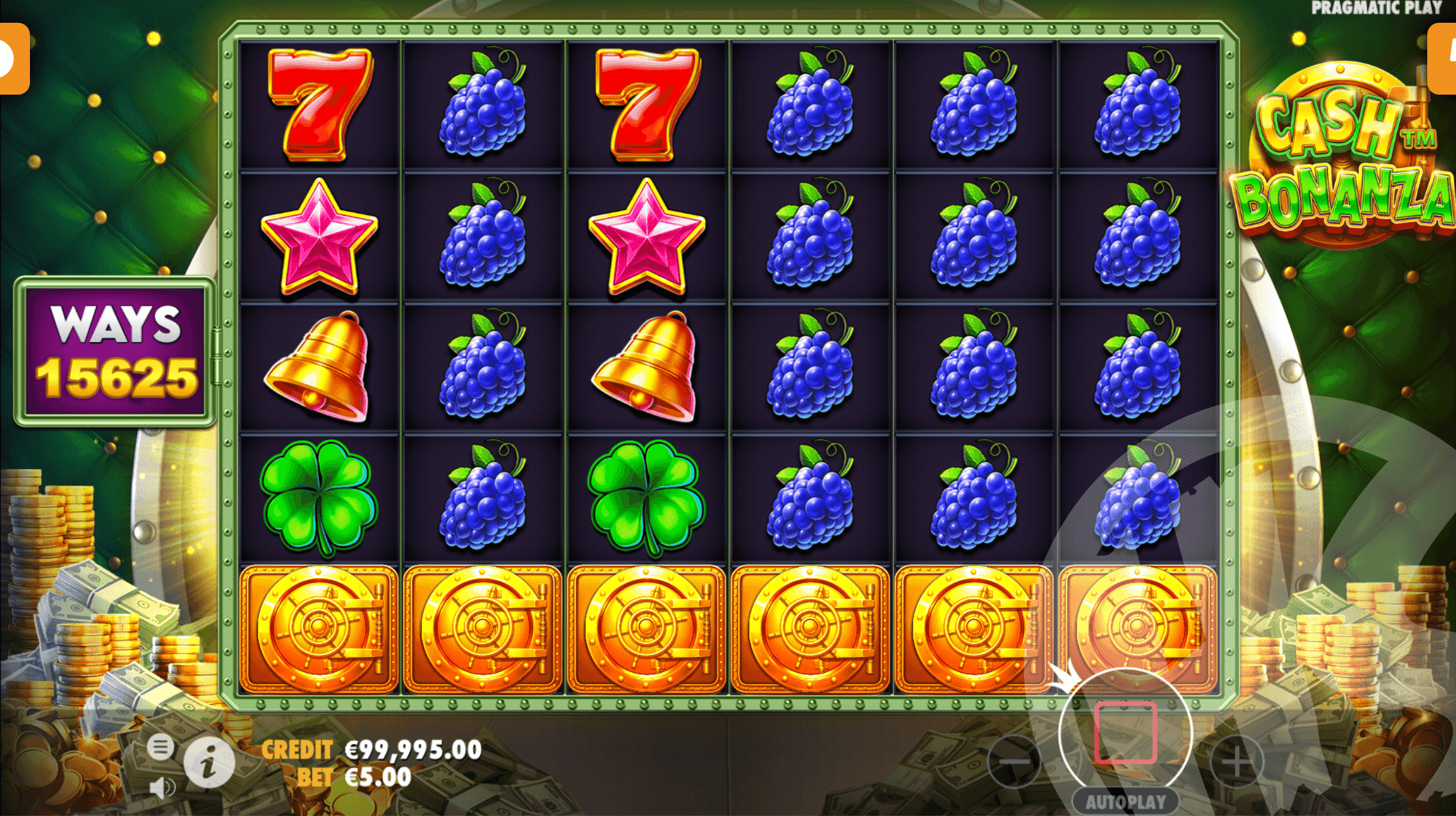 3 or More Scatters Trigger Free Spins