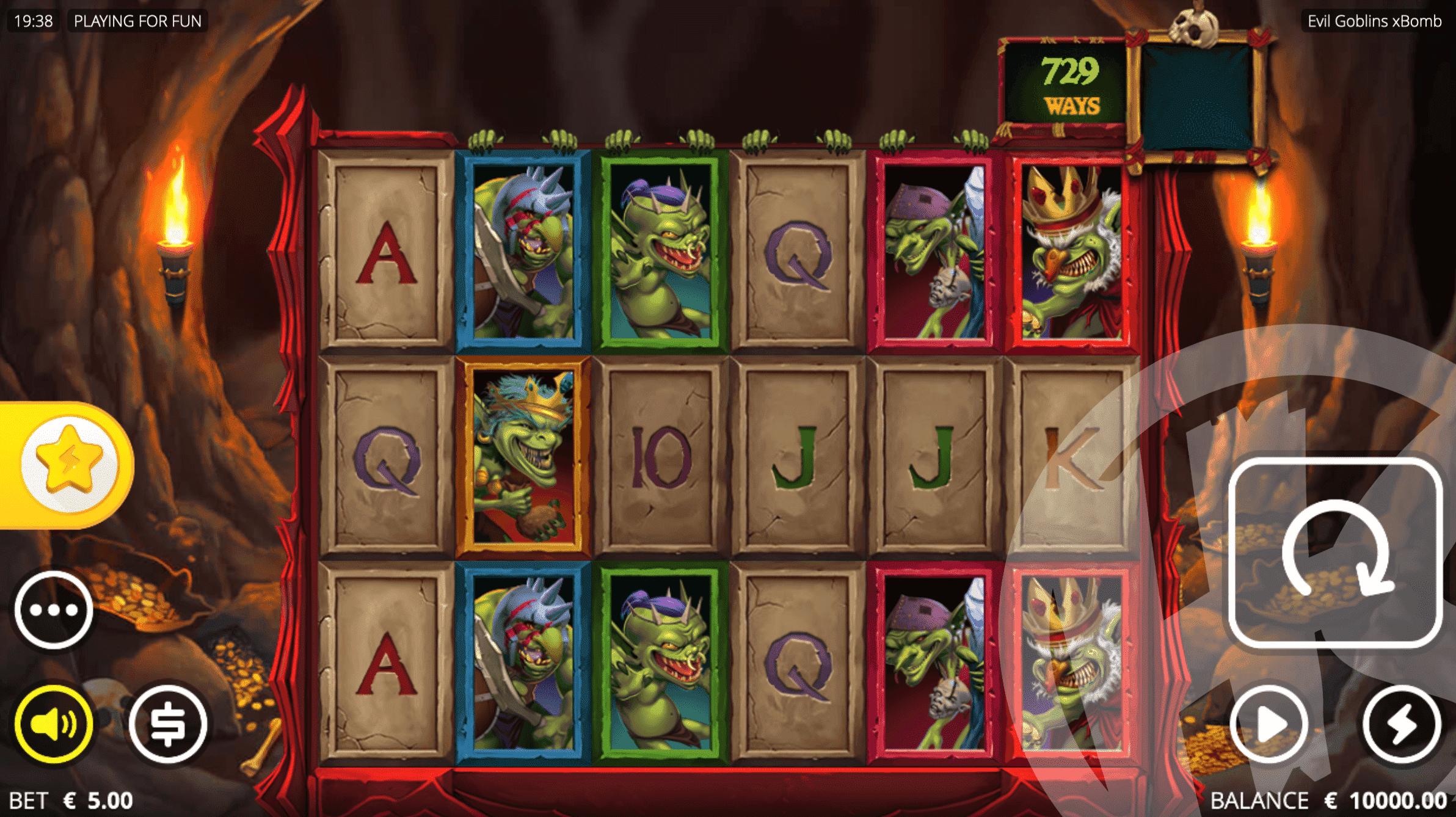 Evil Goblins xBomb Base Game