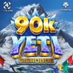 90k Yeti Logo