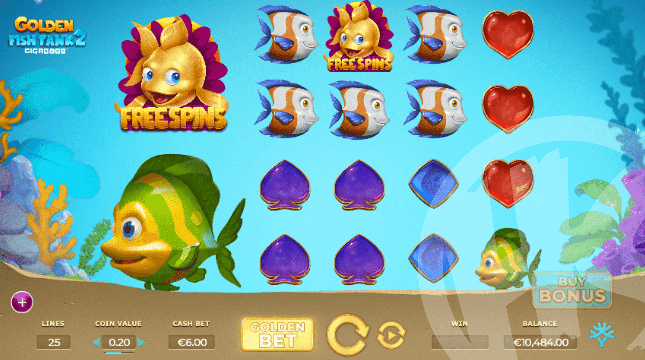5 or More Scatters Trigger Free Spins