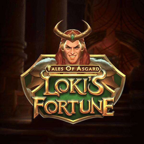 Tales of Asgard Loki's Fortune Logo